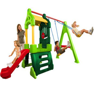 Little Tikes Clubhouse Swing Set - Your Kids Perfect Swing Set