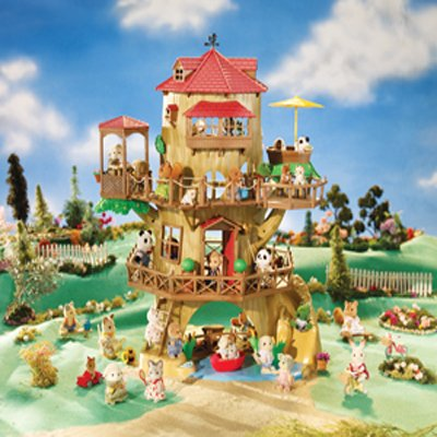 Calico-Critters-Country-Tree-House