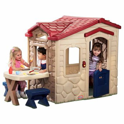 Little Tikes Picnic on the Patio Playhouse - Your Kids Unique Picnic Play House