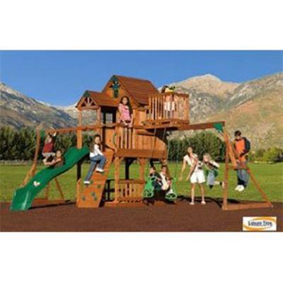 Skyfort All-Cedar Play Set