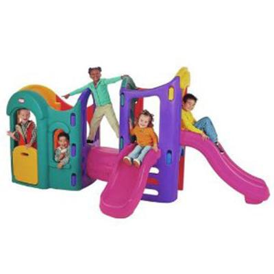 Little Tikes 8-in-1 Adjustable Playground - The Perfect Playground for Kids Ages 2 to 8 Years Old