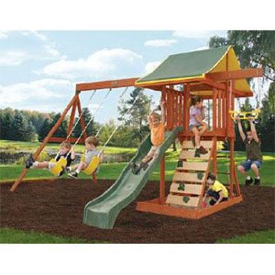 Meadowvale-Wooden-Swing-Set
