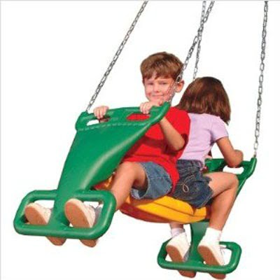 Swing-N-Slide 2 For Fun Glider Swing Set