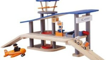 Plan Toys City Series Airport