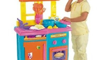 foldable kitchen set