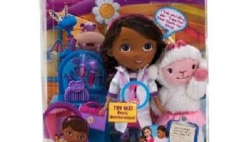 Disney Doc McStuffins Interactive Talking Doll