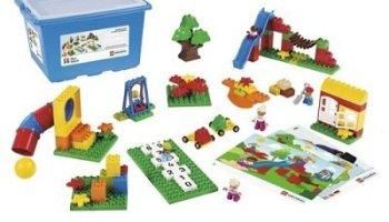 LEGO Education DUPLO Playground Set