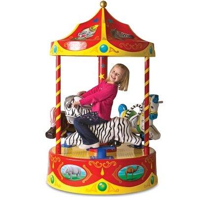 The Children's Carnival Carousel
