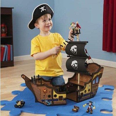 KidKraft Pirate Ship Play Set 3