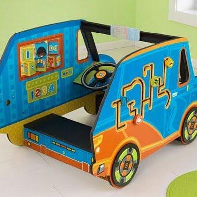 KidKraft Activity Truck 2
