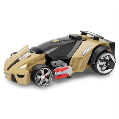 The Remote Controlled Transforming Robot Car 2