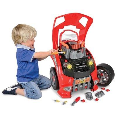 The Car Lover's Engine Repair Set - Teaches kids how to diagnose car problem perfect for aspiring mechanics