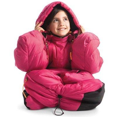 The Wearable Sleeping Bag 2