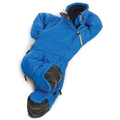 The Wearable Sleeping Bag