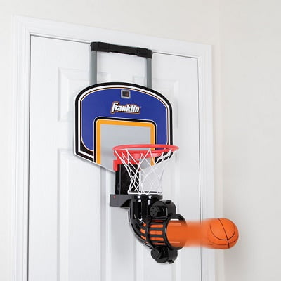 The Automatic Return Indoor Basketball Net