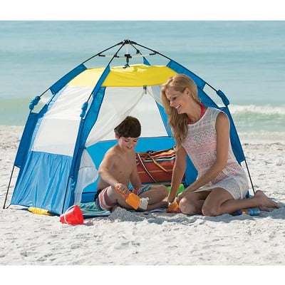 The One Touch Instant Beach Cabana 2