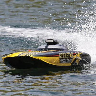 The Competition Class RC Racing Boat 2