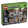 LEGO Minecraft Creative Adventure The Mine