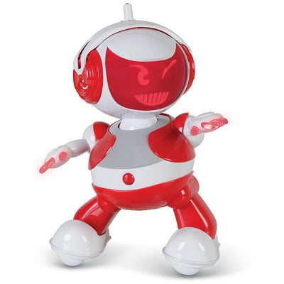 The Talking And Dancing Disco Robot 1