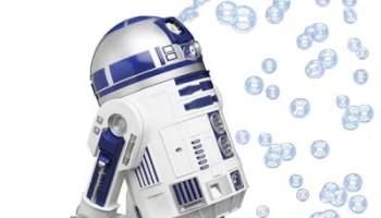 The R2-D2 Bubble Generator