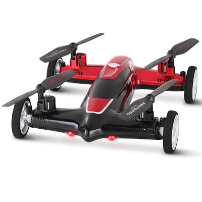 The RC Flying Car 1