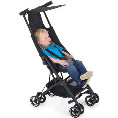 The World's Smallest Folding Stroller