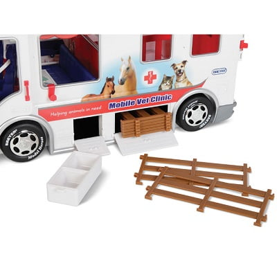 The Young Veterinarian's Mobile Clinic 1