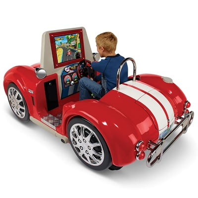 The Arcade Mini Roadster Simulator