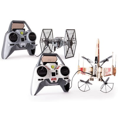 the-battling-x-wing-and-tie-fighter-drones-1