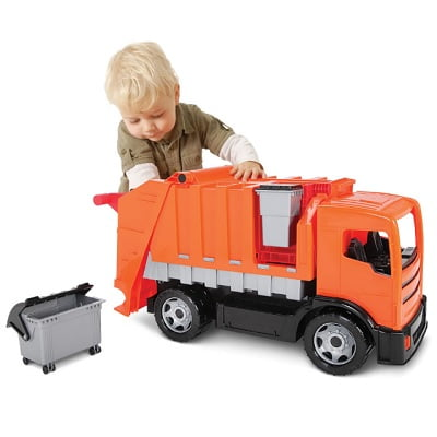 The-Compacting-Garbage-Truck