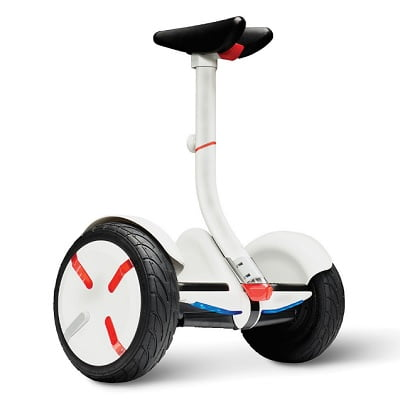The Segway Hybrid Hoverboard