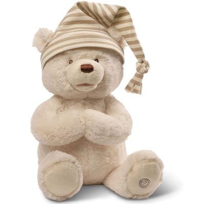 The Animated Praying Bear