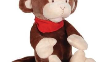 The Nursery Rhyme Singing Monkey