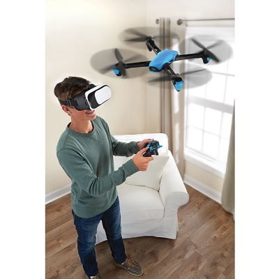 The Full Immersion Video Drone