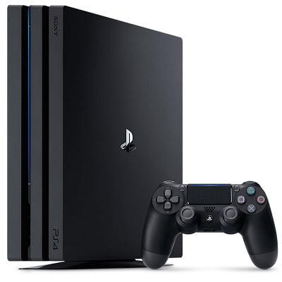 The Sony Playstation PS4 Pro Starter Bundle