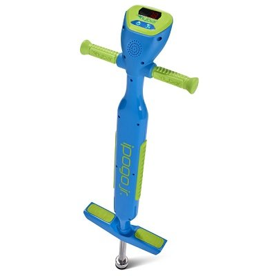 The Flybar Audible Counting Pogo Stick