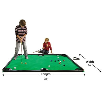 The Putting Pool Table 1