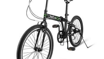 The Breakthrough Folding Bicycle