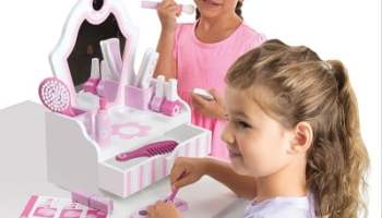 The Personalized Salon Playset