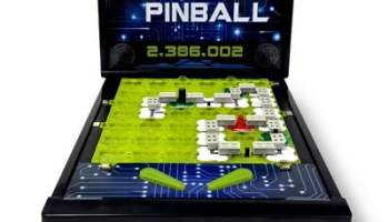 Design Your Own Pinball Game