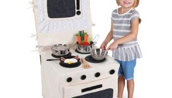 The Chair Cover Play Kitchen