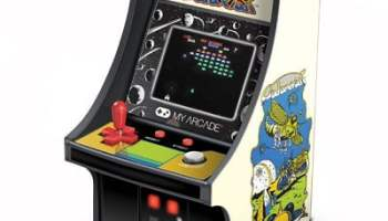The Handheld Galaxian Arcade