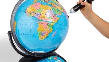 The Children's Interactive Teaching Globe