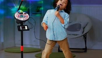 Voice-Changing-Karaoke-Machine