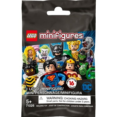 LEGO DC Super Heroes Mini-Figure 1