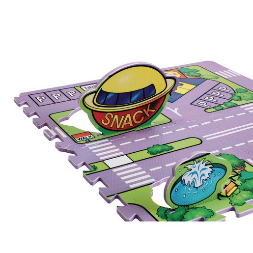 City Block Play Mat 1