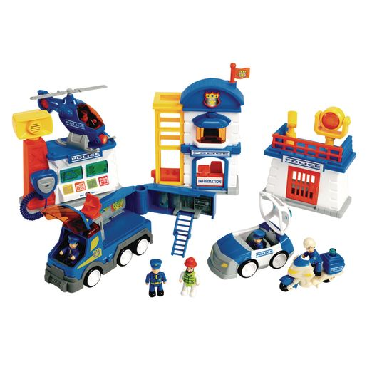 Transportation Play Sets