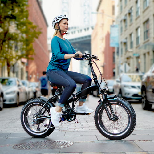 Folding-All-Terrain-Electric-Bike