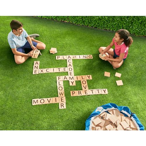 Outdoor Gigantagram Game