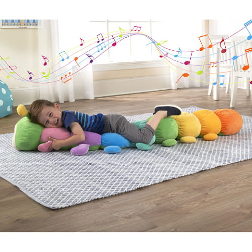 Musical Plush Caterpillar1